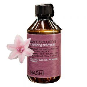 Mass Solution Shampoo Nashi
